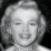Albert Einstein or is he?